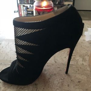 Christian Louboutin size 39 Disorder 120 Suede